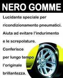 NERO GOMME
